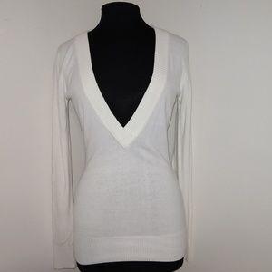 Wet Seal V-neck sweater